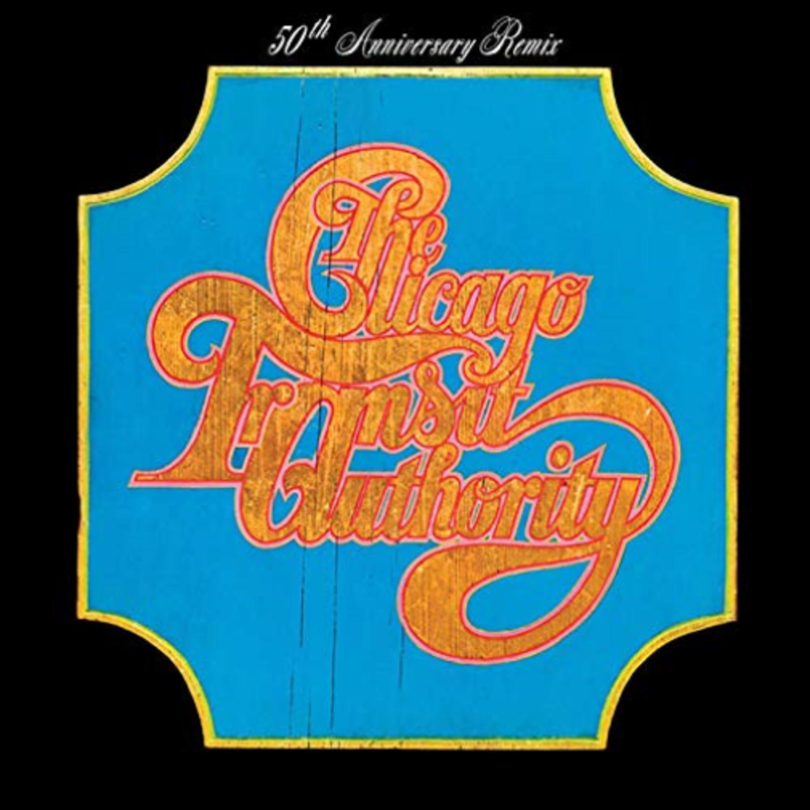 CHICAGO  CHICAGO TRANSIT AUTHORITY (50TH ANNIVERSARY REMIX 2LP)