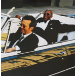 ERIC CLAPTON RIDING WITH THE KING 2LP