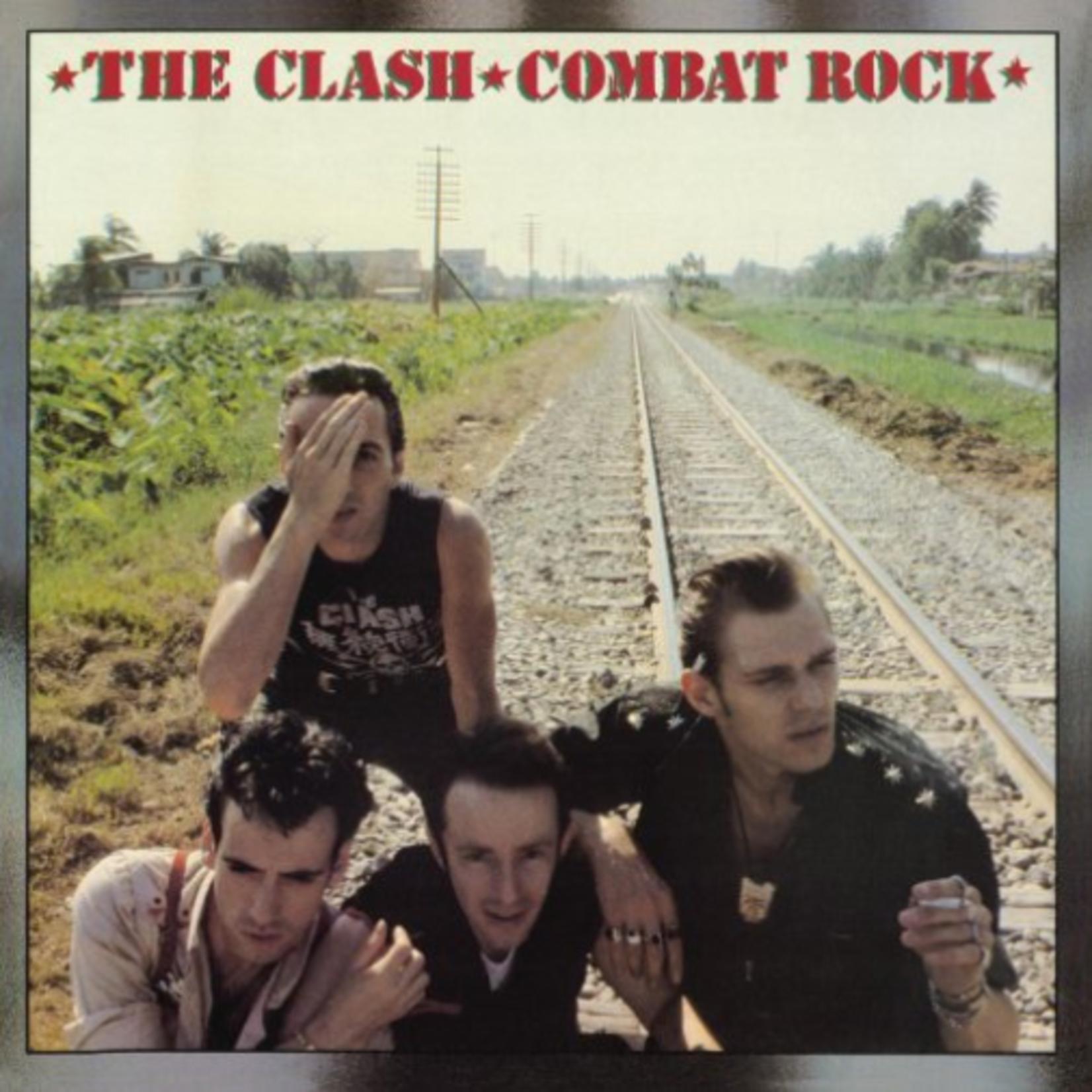 THE CLASH COMBAT ROCK (REMASTERED) LP