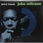 JOHN COLTRANE BLUE TRAIN (BLUE LP)