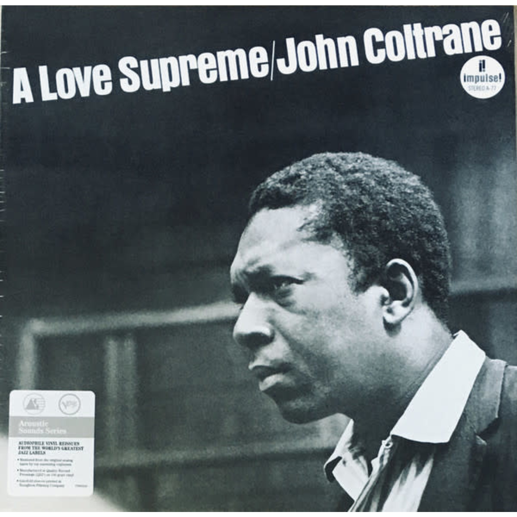 JOHN COLTRANE A LOVE SUPREME (LP) RM 180G IMPULSE