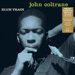 JOHN COLTRANE BLUE TRAIN (BLUE VINYL/180G)