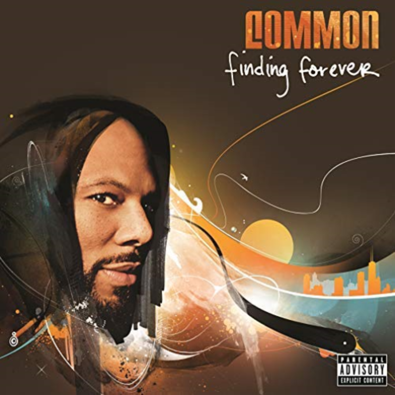 COMMON FINDING FOREVER (2LP)