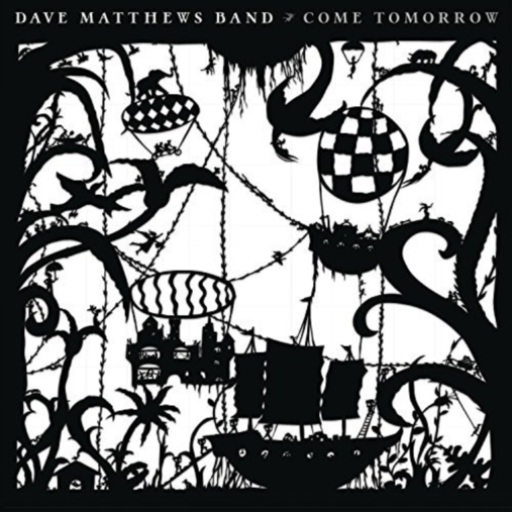DAVE MATTHEWS BAND COME TOMORROW