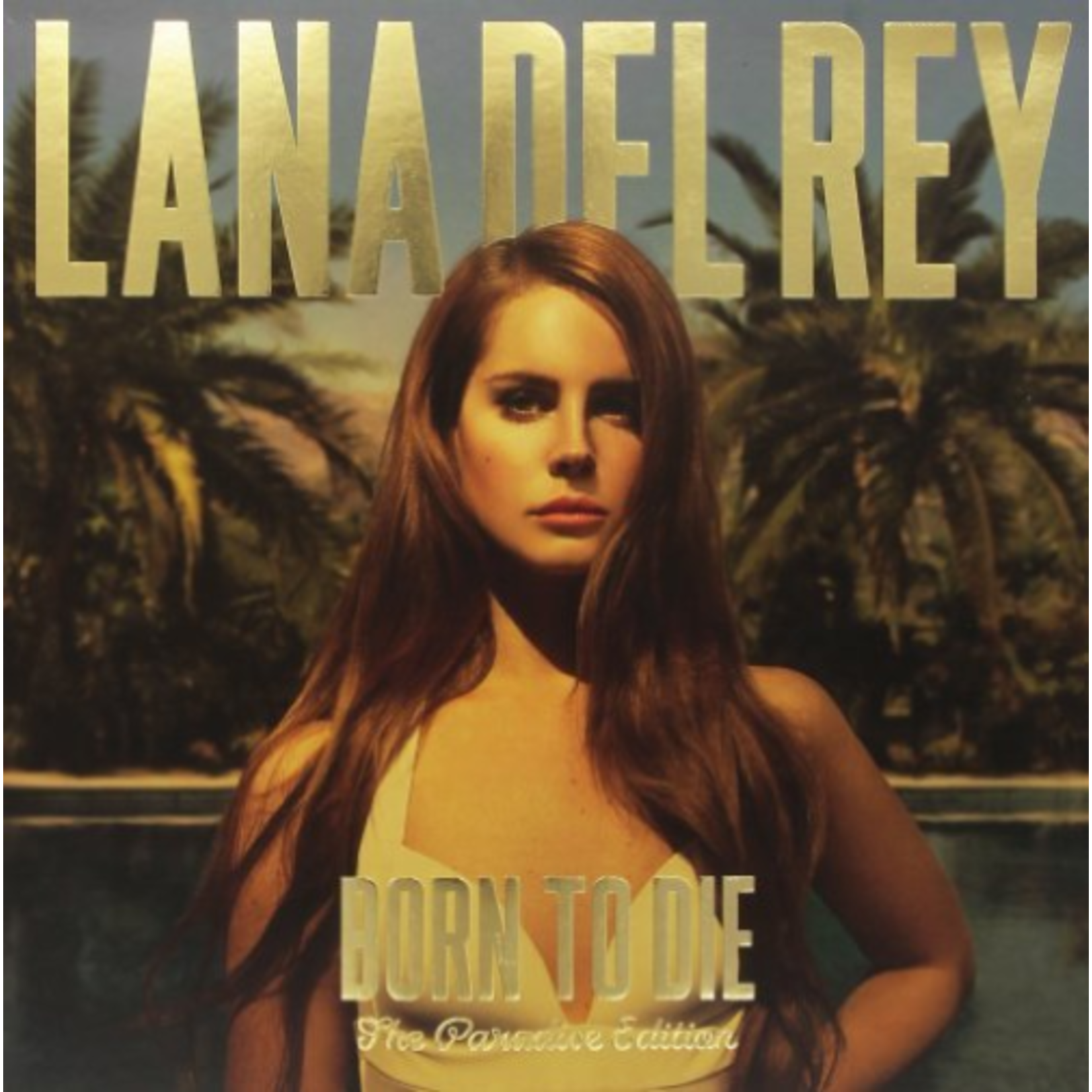 LANA DEL REY BORN TO DIE: THE PARADISE EDITION (W/LIMITED SLIPCASE)