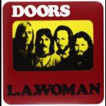 THE DOORS LA WOMAN (LP)