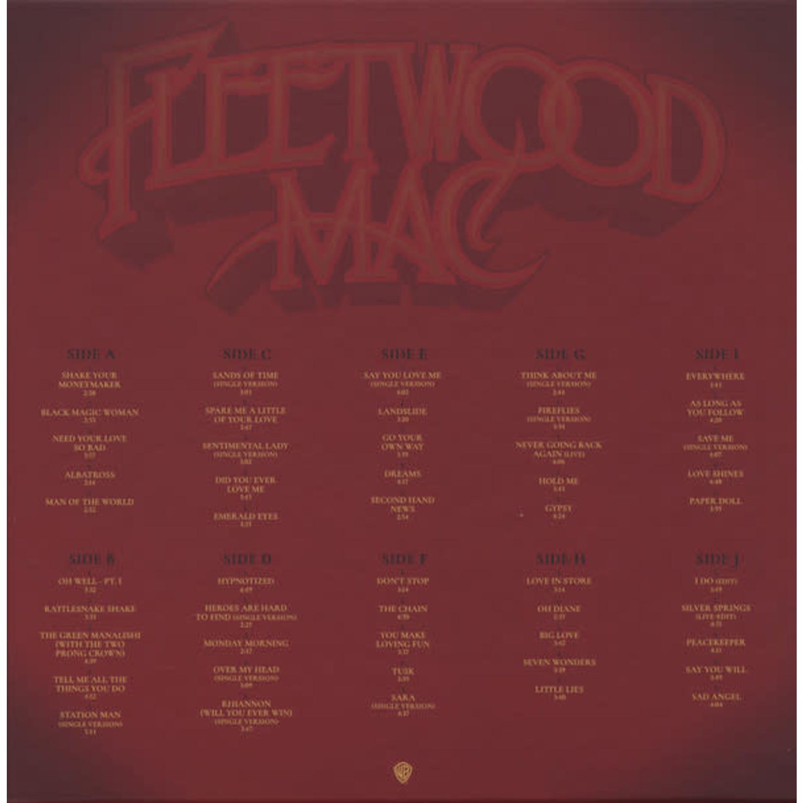 FLEETWOOD MAC 50 YEARS – DON'T STOP (5 LP)