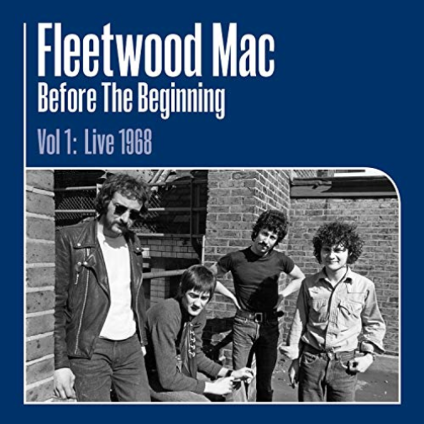 FLEETWOOD MAC BEFORE THE BEGINNING VOL 1: LIVE 1968