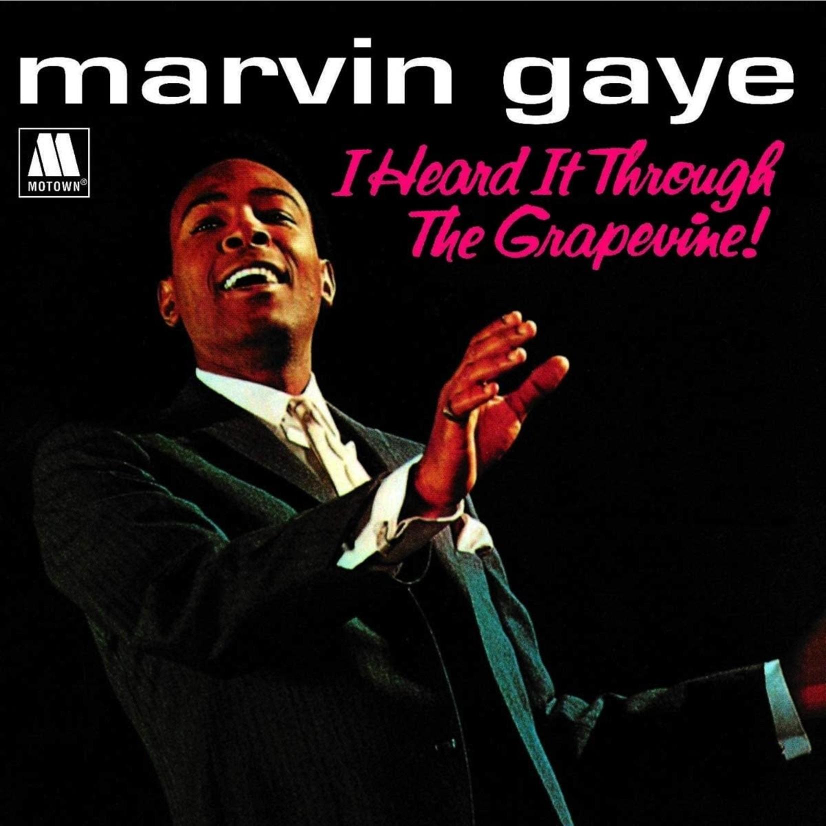 MARVIN GAYE I HEARD IT THROUGH THE GRAPE VINE (LP)