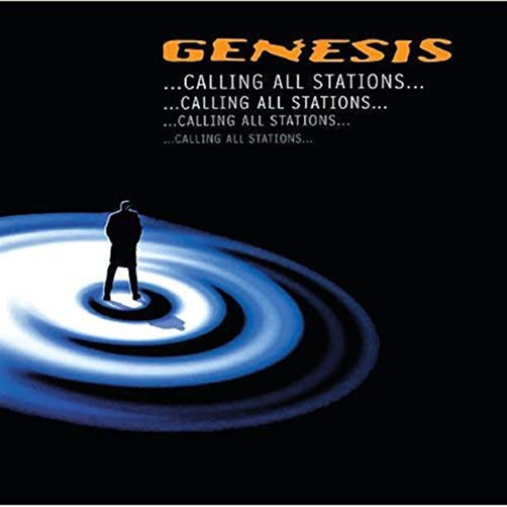 GENESIS CALLING ALL STATIONS (2LP)