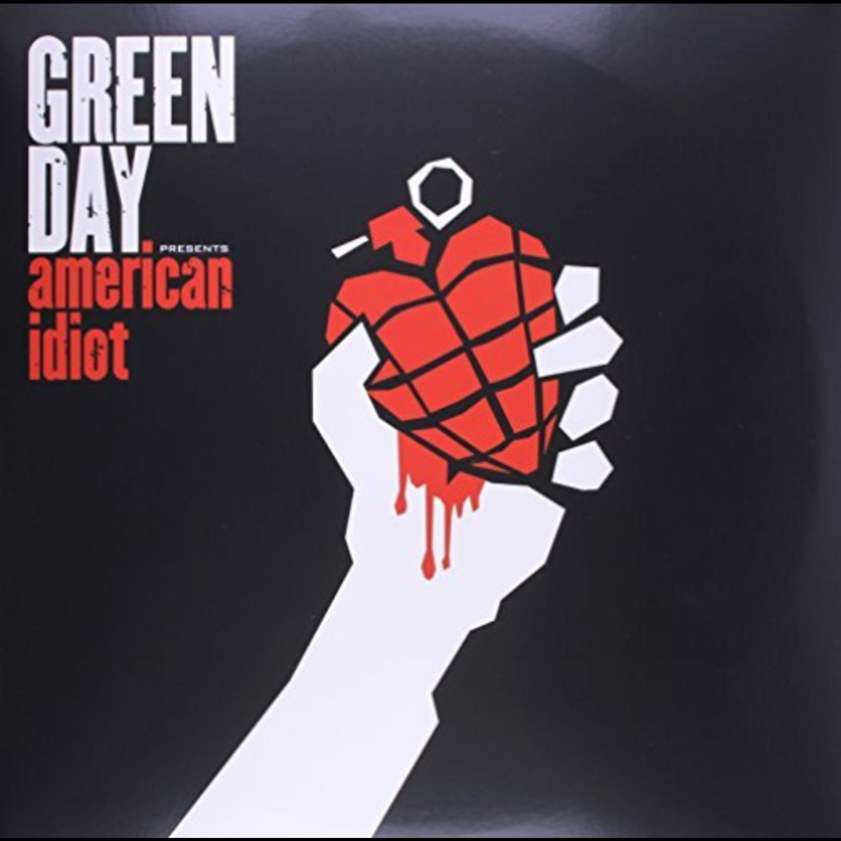GREEN DAY AMERICAN IDIOT (2LP-EURO)
