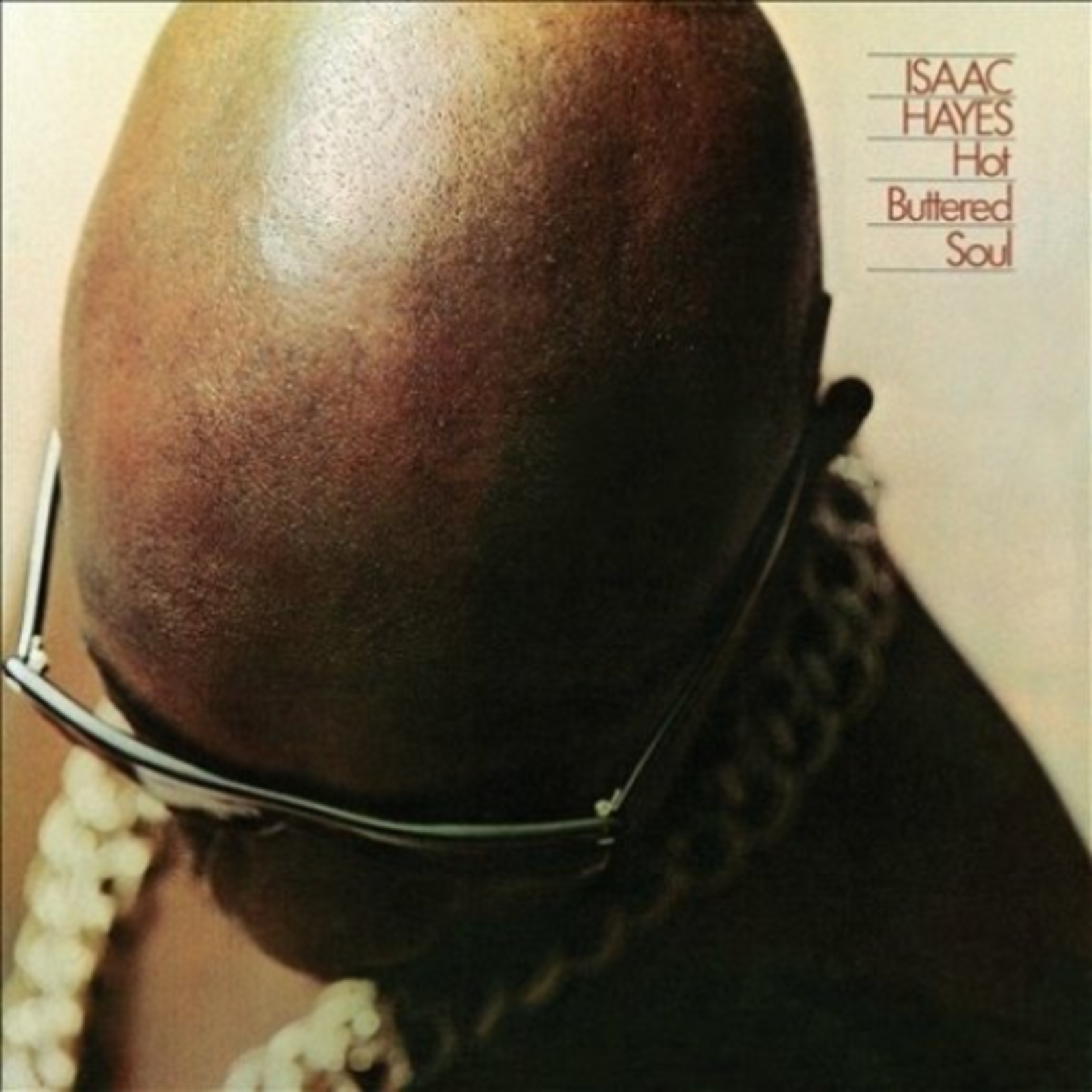 ISAAC HAYES HOT BUTTERED SOUL (LP)