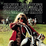 JANIS JOPLIN JANIS JOPLIN'S GREATEST HITS (STANDARD BLACK VINYL)