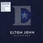 ELTON JOHN DIAMONDS 2LP