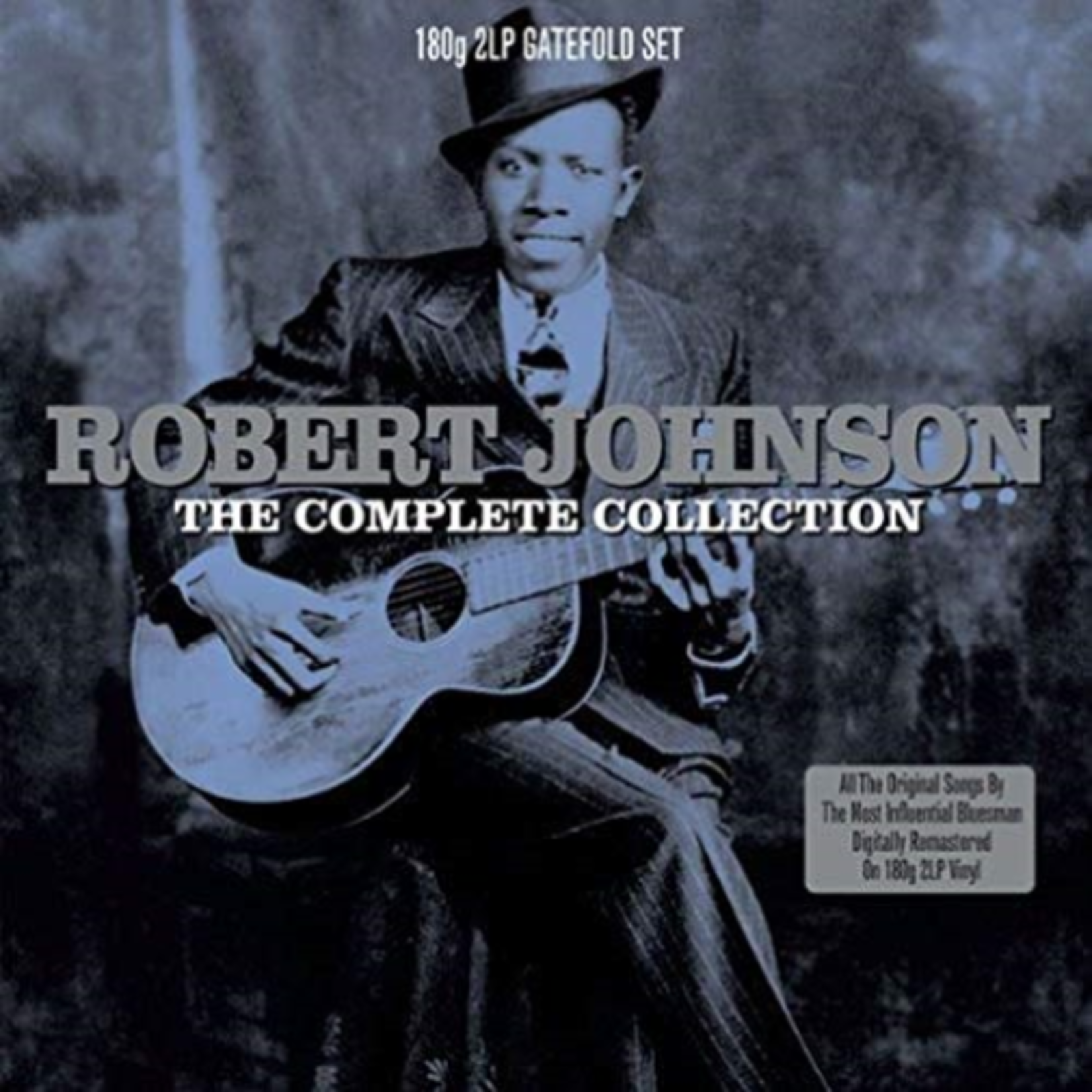 ROBERT JOHNSON COMPLETE COLLECTION (2LP/180 HQ VINYL)