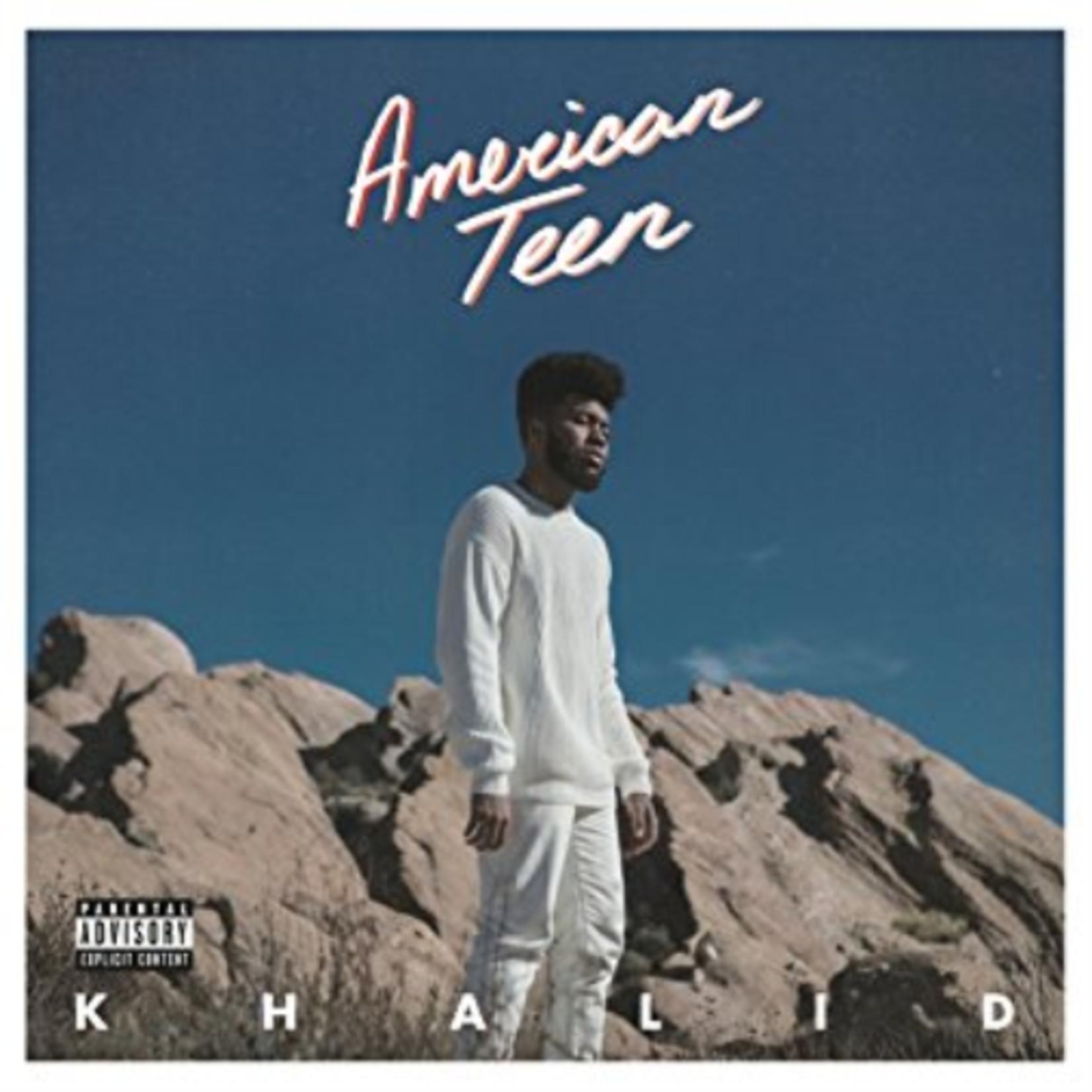 KHALID AMERICAN TEEN