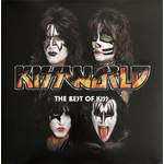 KISS KISSWORLD: THE BEST OF KISS (2LP)
