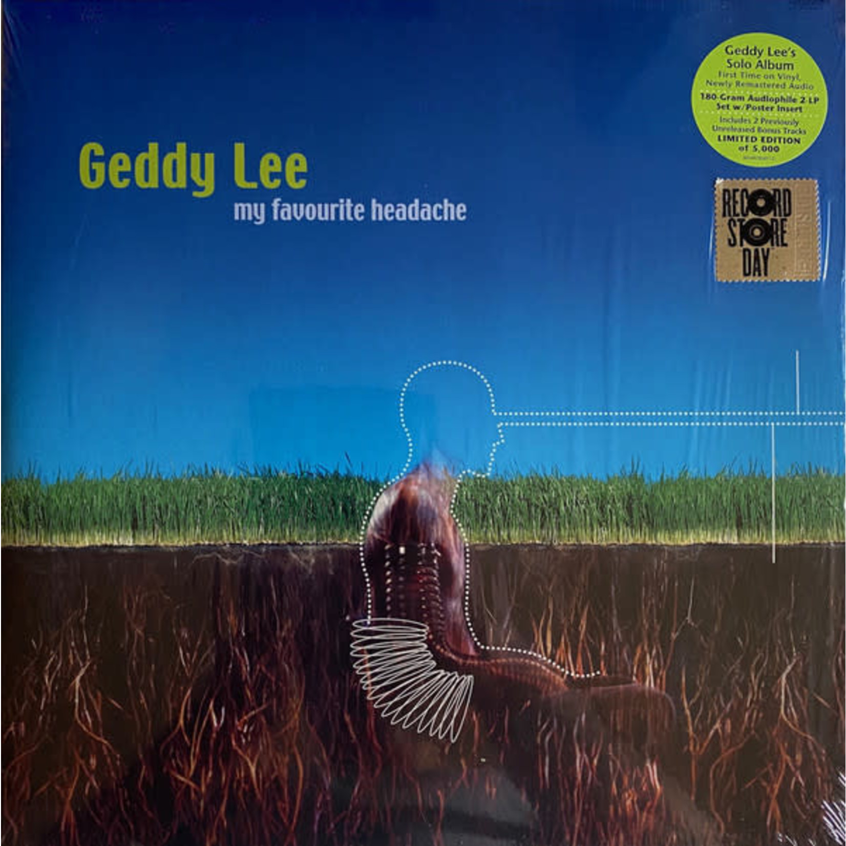 GEDDY LEE 66.99