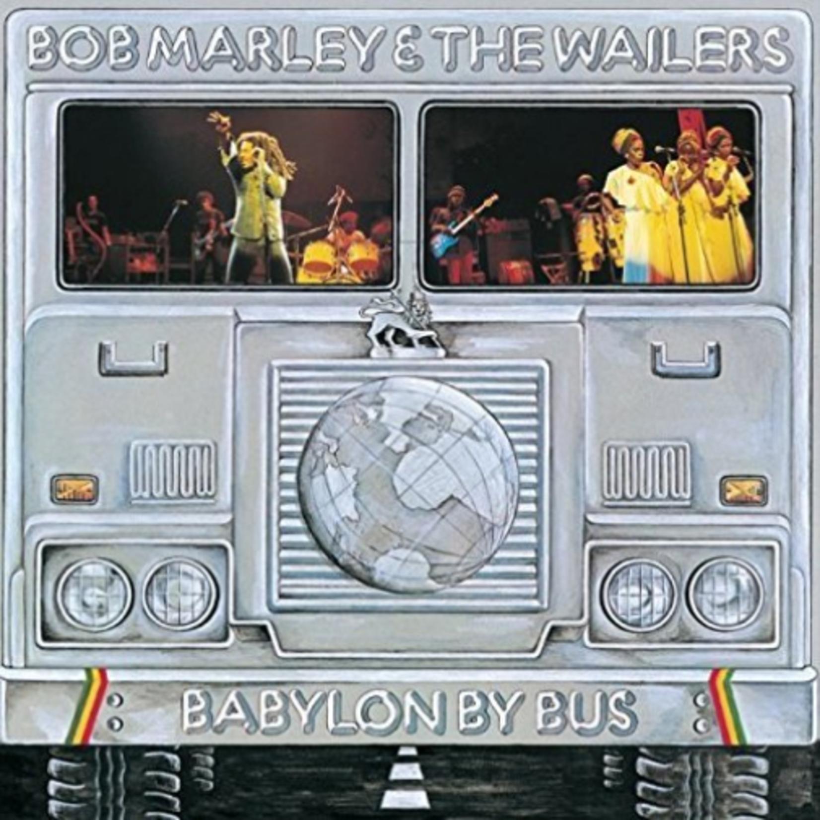 BOB MARLEY & THE WAILERS BABYLON BY BUS (2LP)