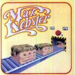 MAX WEBSTER MAX WEBSTER (LP)