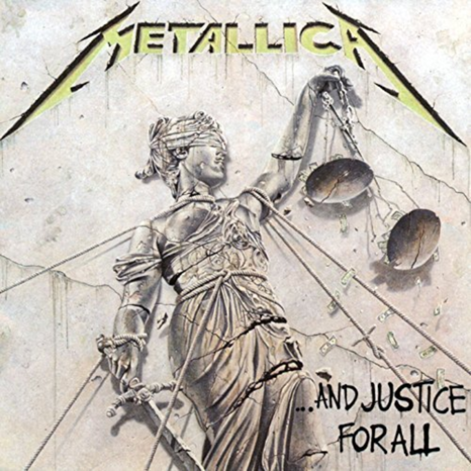 METALLICA …AND JUSTICE FOR ALL 2LP