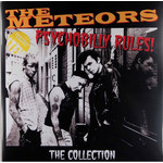 THE METEORS PSYCHOBILLY RULES/THE COLLECTION (LP)
