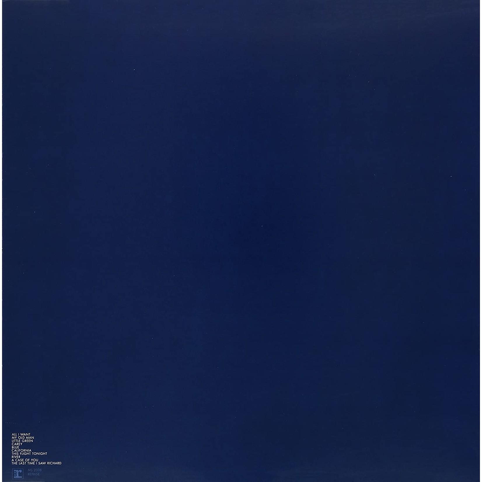 JONI MITCHELL BLUE (LP)