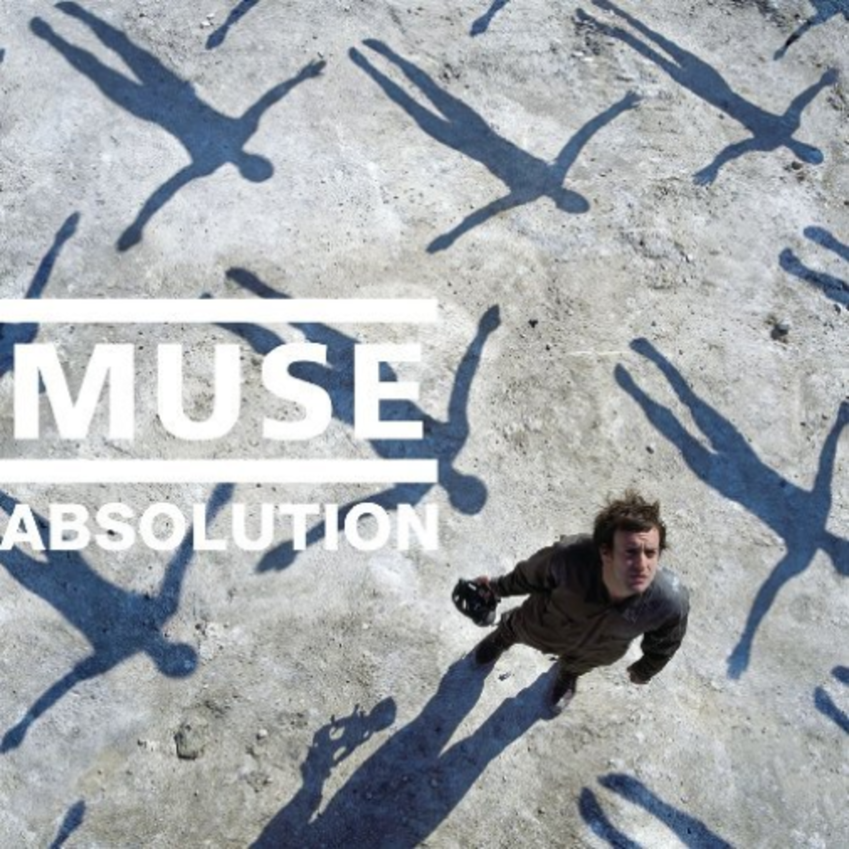 MUSE ABSOLUTION (2LP)