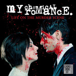 MY CHEMICAL ROMANCE RSD 2020 - LIFE ON THE MURDER SCENE (WHITE AND RED SPLATTER LP)
