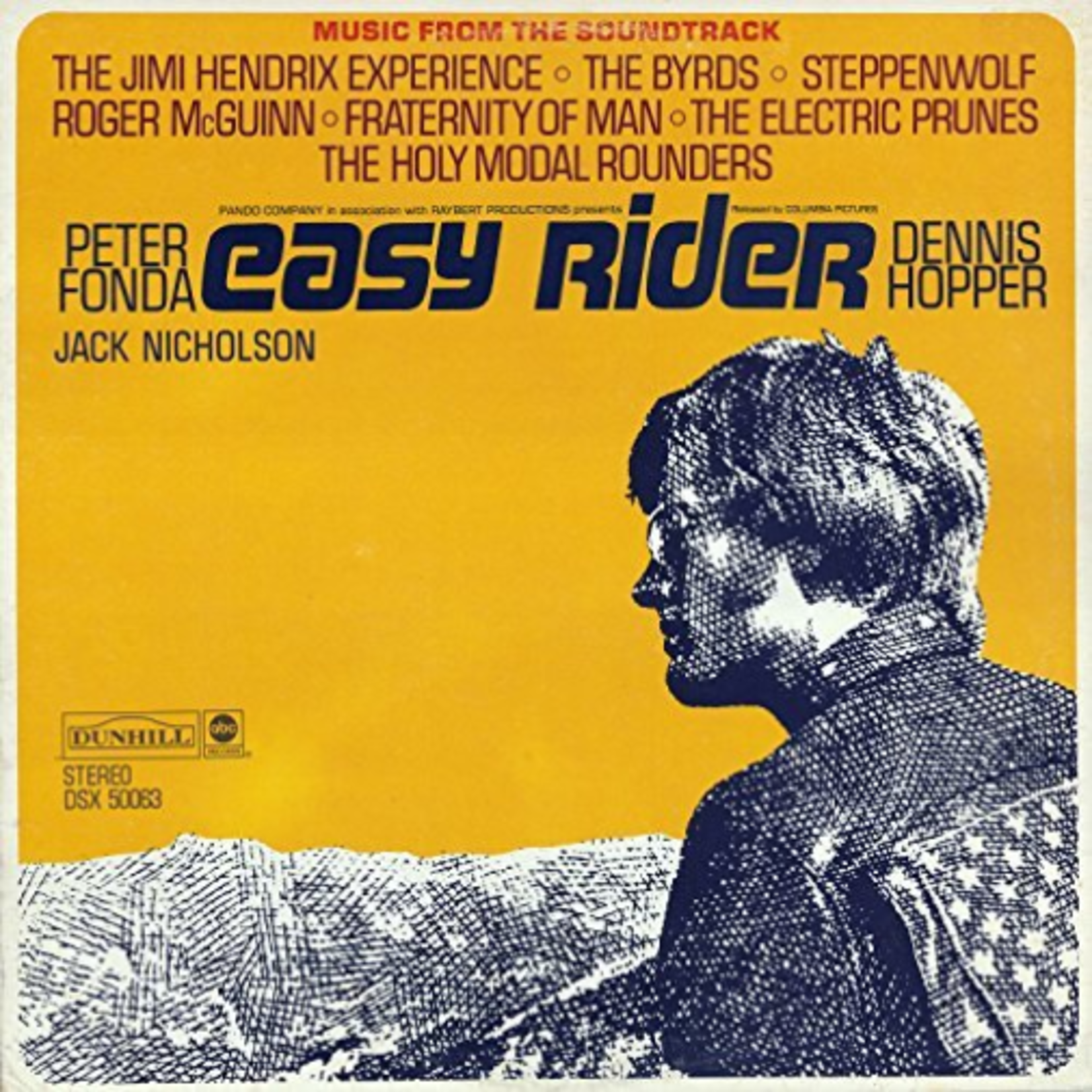 VARIOUS ARTISTS EASY RIDER