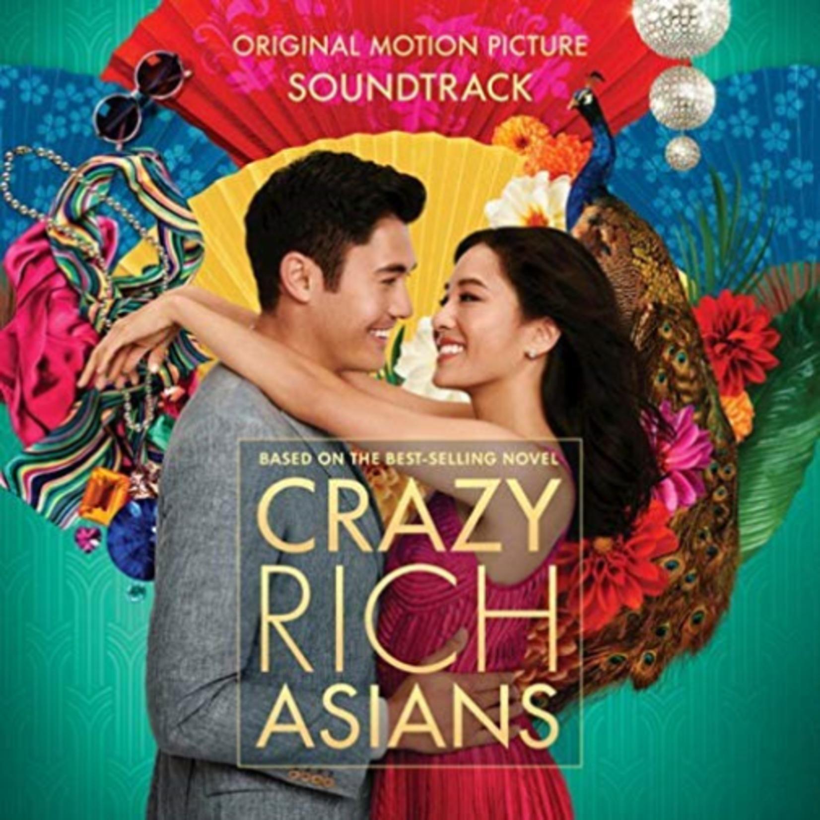 VARIOUS ARTISTS CRAZY RICH ASIANS (LP)