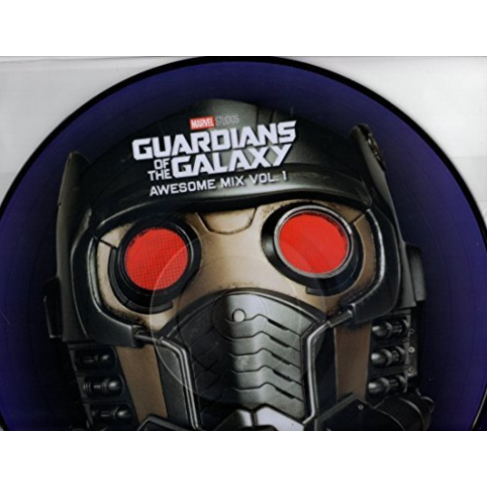 VARIOUS ARTISTS GUARDIANS OF THE GALAXY: AWESOME MIX VOL. 1 (PICTURE DISC)