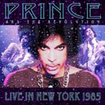 PRINCE LIVE IN NEW YORK 1985 (LTD PURPLE VINYL)