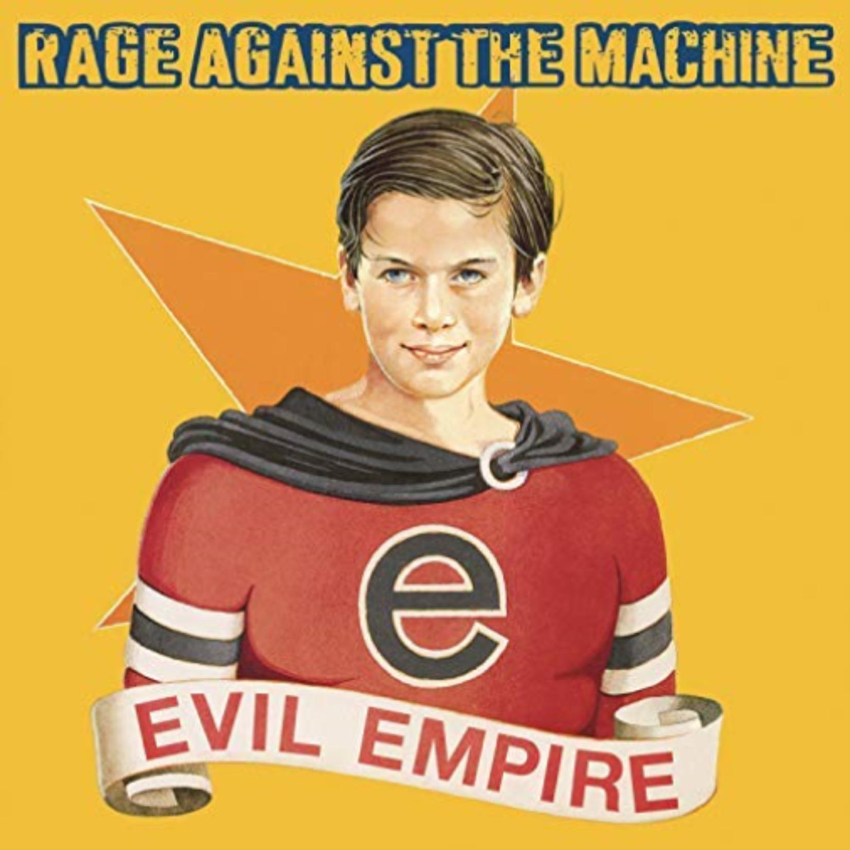 RAGE AGAINST THE MACHINE EVIL EMPIRE