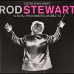 ROD STEWART YOU'RE IN MY HEART: ROD STEWART  PINK 2LP