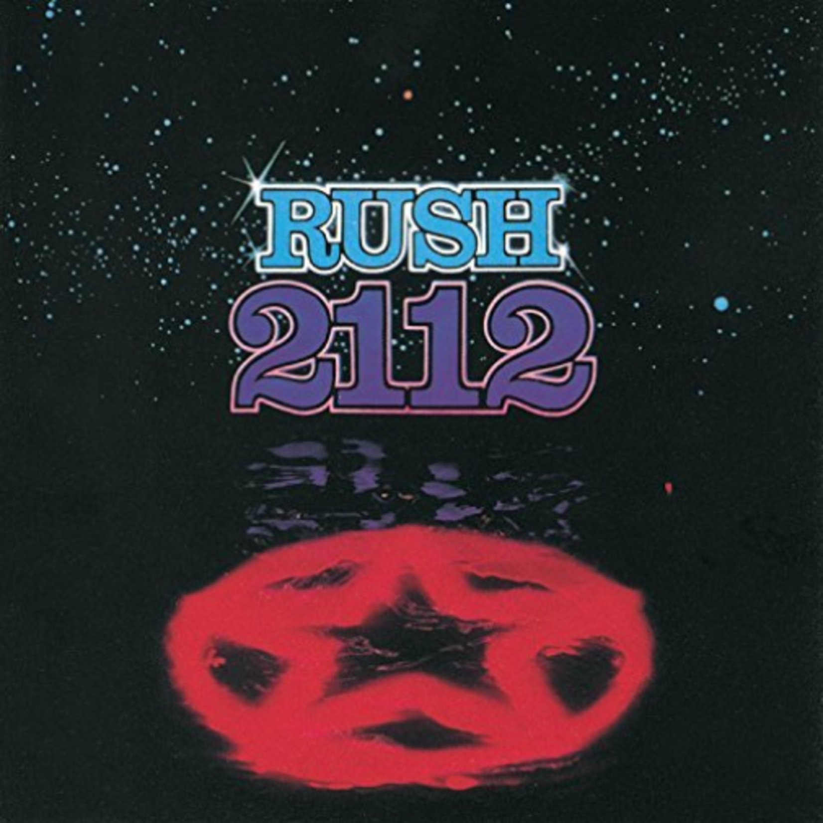 RUSH 2112  200g HOLOGRAM EDITION LP