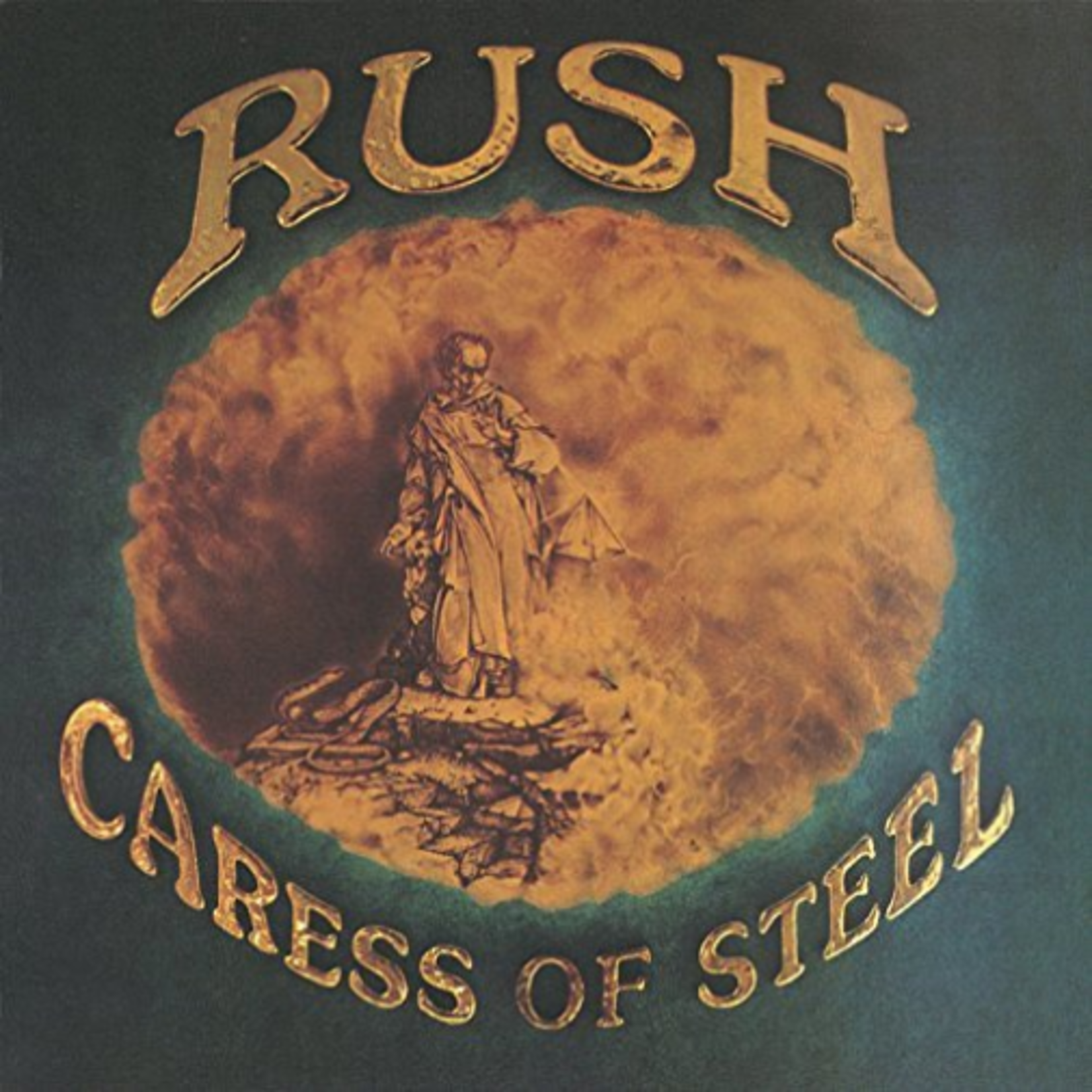 RUSH CARESS OF STEEL  200g LP