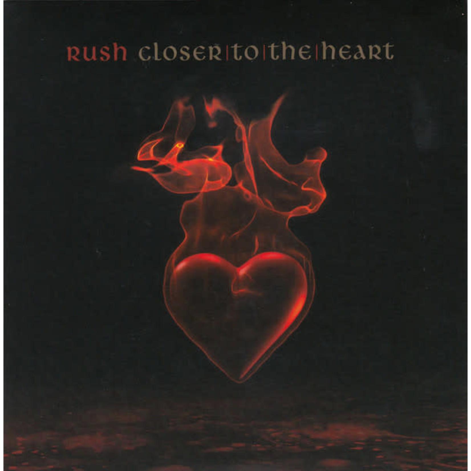 RUSH CLOSER TO THE HEART SINGLE (40th ANNIVERSARY)