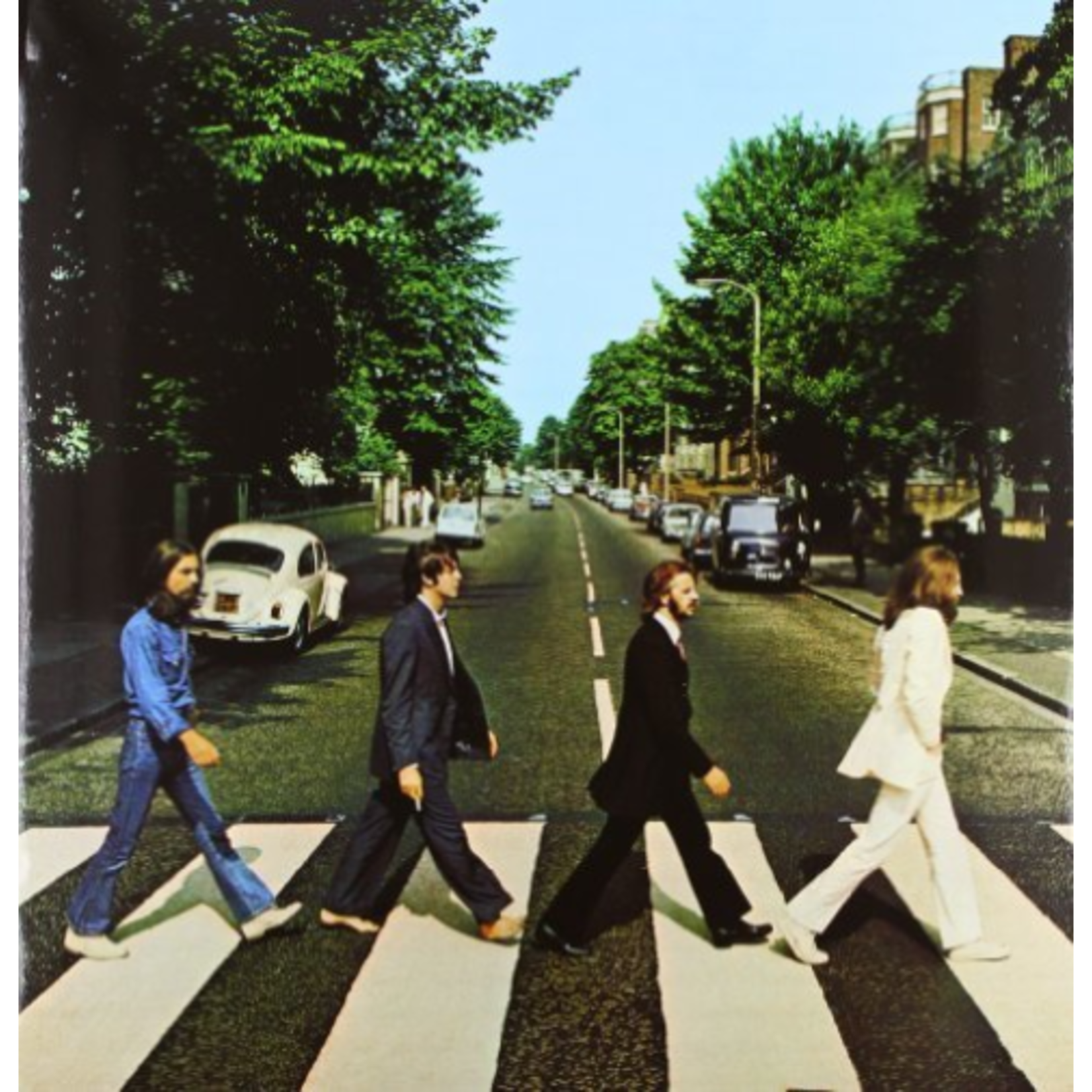 THE BEATLES ABBEY ROAD (ANNIVERSARY EDITION) LP