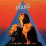 THE POLICE ZENYATTA MONDATTA (LP)