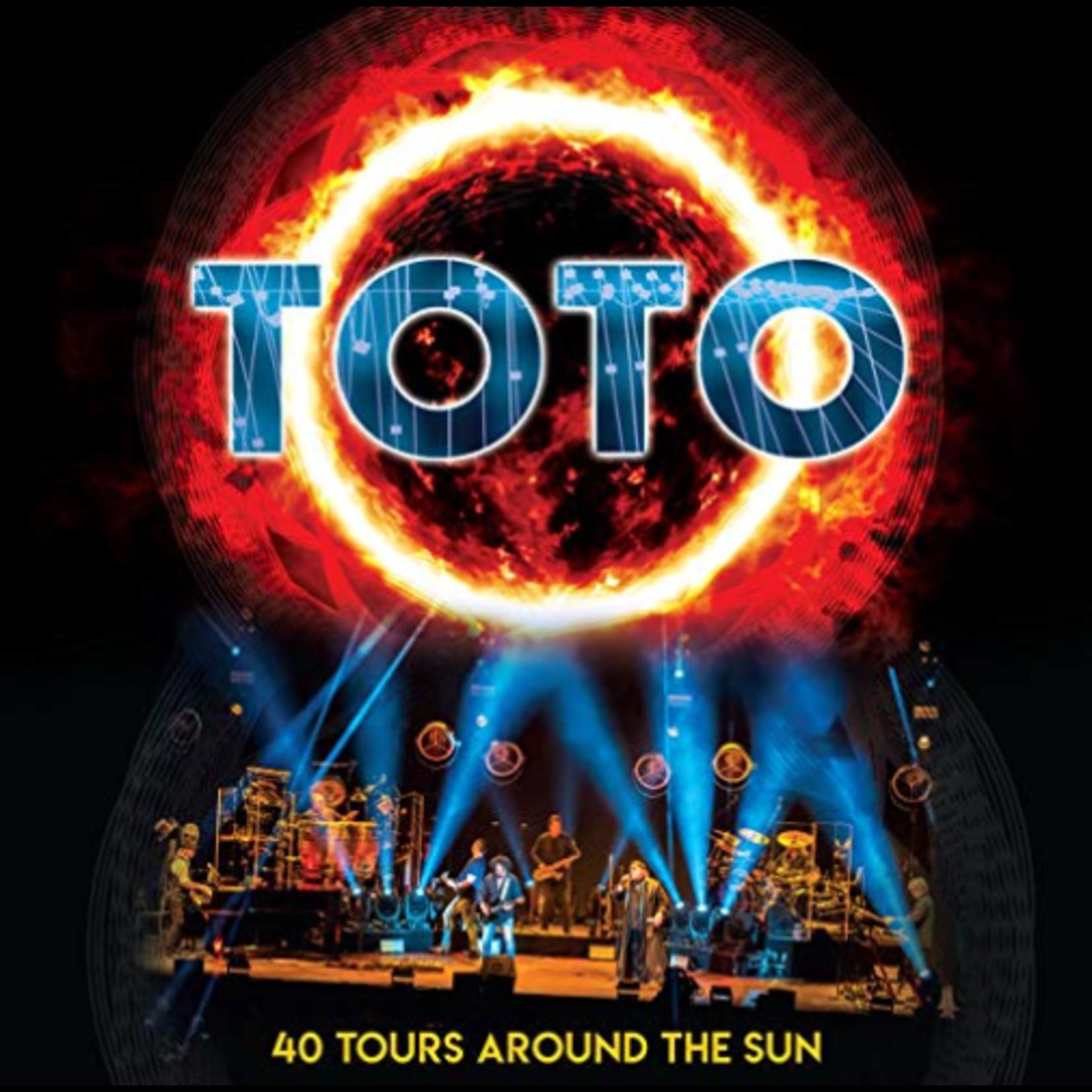 TOTO 40 TOURS AROUND THE SUN (3LP)
