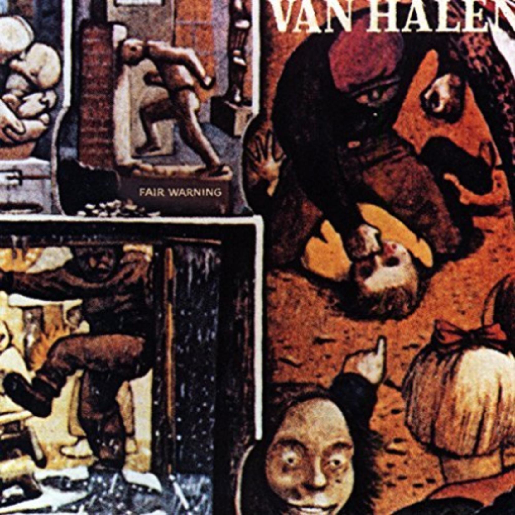 VAN HALEN FAIR WARNING (REMASTERED) (LP)