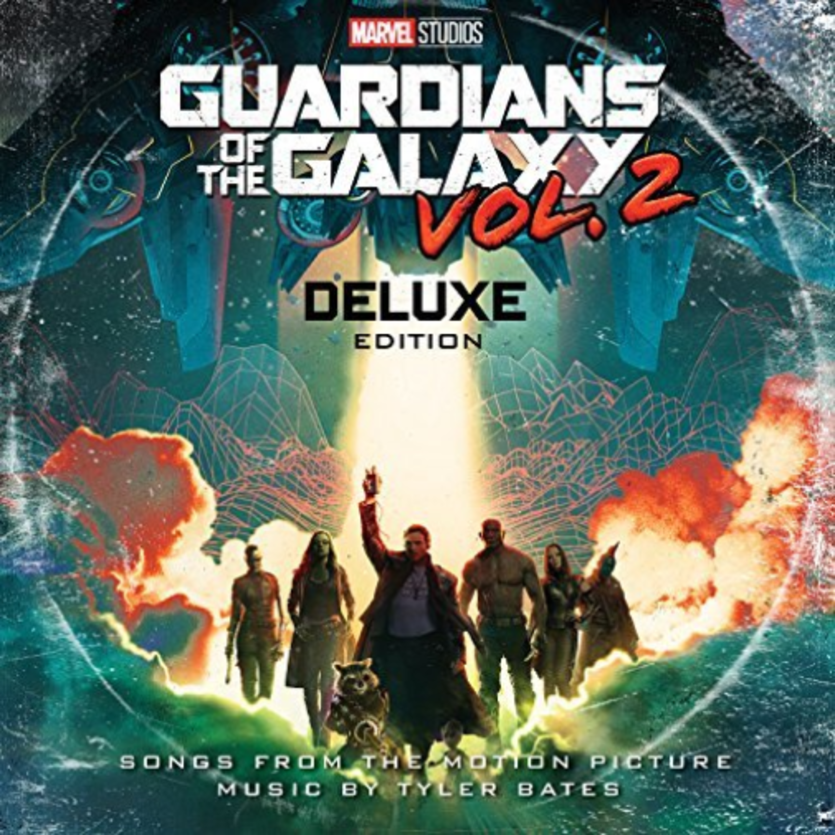 VARIOUS ARTISTS GUARDIANS OF THE GALAXY VOL. 2 (DELUXE VINYL EDITION)