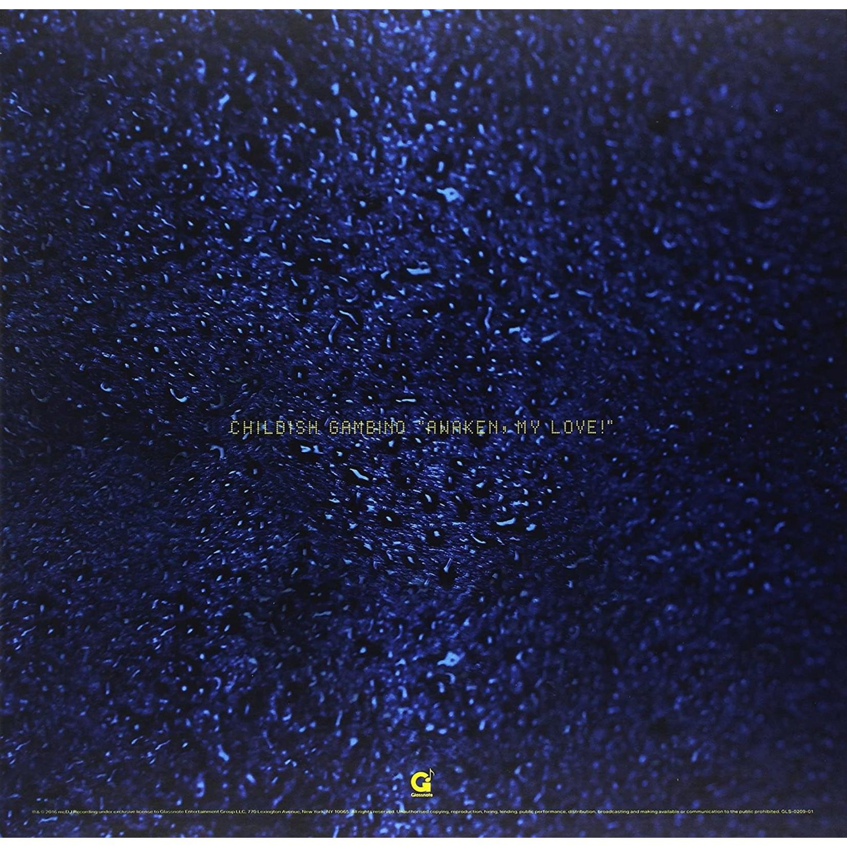 CHILDISH GAMBINO AWAKEN, MY LOVE (LTD EDITION VIRTUAL REALITY VINYL, 2LP)