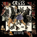 CRASS BEST BEFORE 1984 (SINGLES COMPILATION)