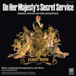 JOHN BERRY ON HER MAJESTY'S SECRET SERVICE (JAMES BOND)