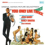 JOHN BERRY YOU ONLY LIVE TWICE