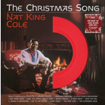 NAT KING COLE THE CHRISTMAS SONG (RED VINYL)