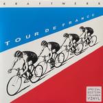 KRAFTWERK TOUR DE FRANCE (2LP: BLUE + RED TRANSLUCENT VINYL)