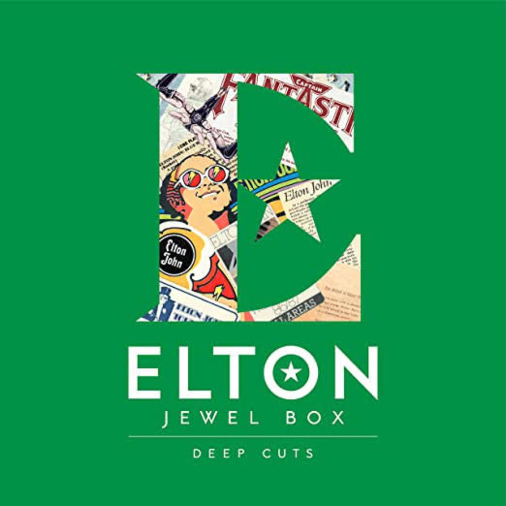 ELTON JOHN JEWEL BOX: DEEP CUTS (4LP)